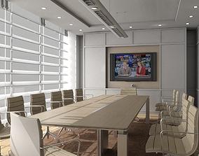 Conference Room 07 3D model