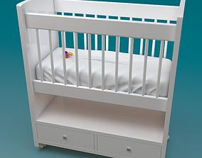 Mini Crib 3D