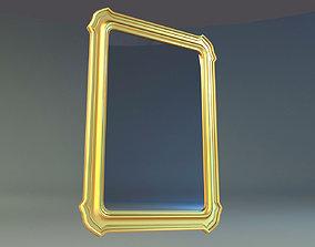 3D Mirror wall