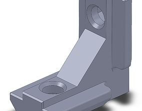 Extrusion Connector 3D print model