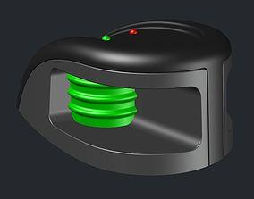 Boat navigation lights 3D printable model