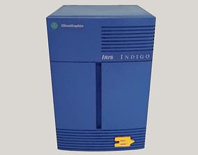 3D print model SGi Indigo Mini - Raspberry Pi case