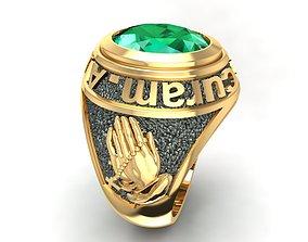 3D print model 2115 Amat Victoria Curam Ring