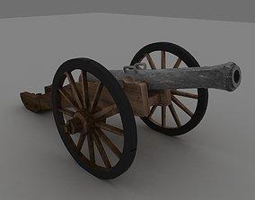 catapult cannon 3D