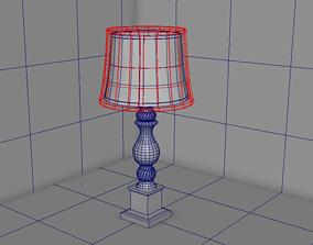 lamp interior 3D model Table Lamp