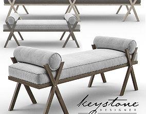 3D Camp Bench - Keystone Designer