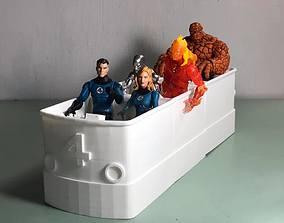 3D print model Marvel Legends Fantasticar