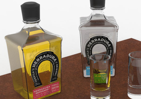 Tequila Herradura... From Mexico to the world!
