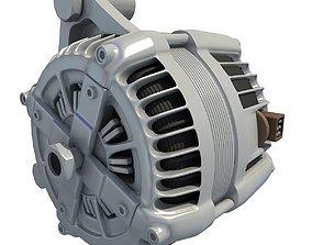 Combustion Alternator 3D