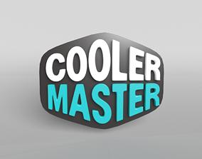 Cooler Master Logo 01 3D asset