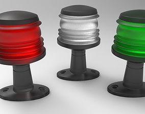 3D model Free Nurbs Navigation Light