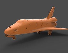 3D printable model Space Shuttle