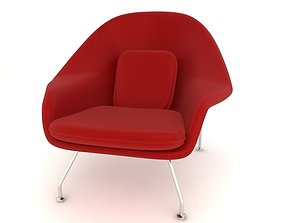 3D Womb Chair