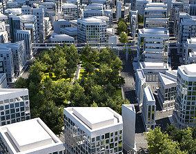 Mega City 2024 3D