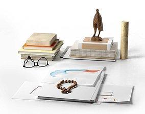 Worktable Composition 3D