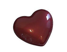 Heart for 3D printing