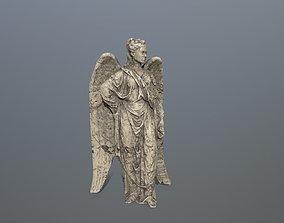 Angel Statue 05 3D asset