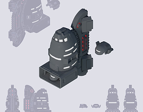 Space Frigate Explorer Ariidae 3D printable model