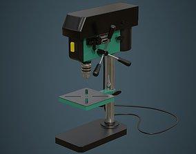 3D model Drill Press 2A