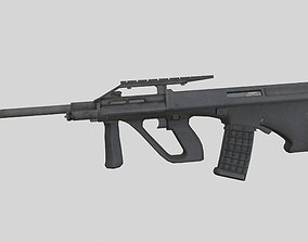 3D asset AUG-A2