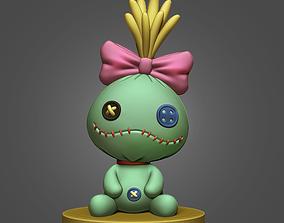 SCRUMP 3D Model
