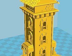Medieval Light House 11 3D printable model