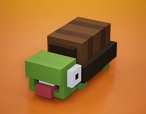 3D model Voxel - Tortoise