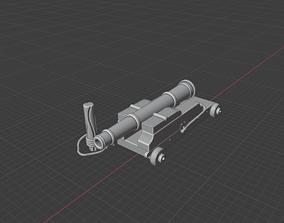 cannon printable model