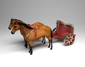 3D print model Roman War Carriot MAB Mehmet