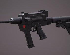 A-M20 PRB Rigged 3D model
