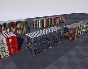 Free UE4 Book Generator Blueprint 3D model