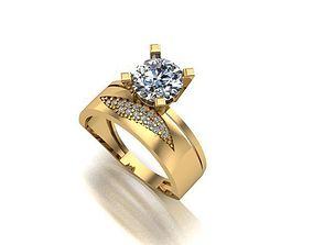 3D print model grmstone wedding ring