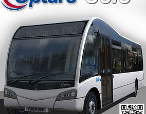 Optare Solo bus 9260 Length 3D model