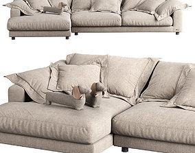 3D model BELMONT L Sofa sofaclub
