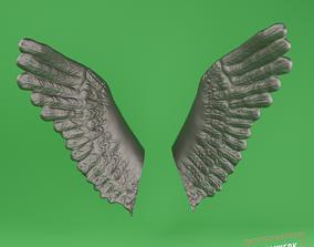 Wing 02 3D printable model