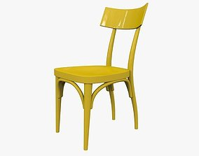 Chair Thonet Hermann Czech 3D