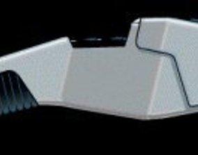 3D printable model Star Trek Phaser Gun