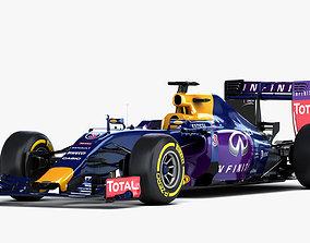 F1 RB11 Renault Formula One 2015 3D