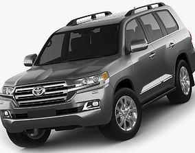 Toyota Land Cruiser 2016 3D