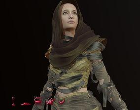Mummy Girl 3D model