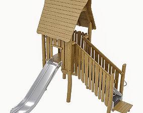 Playground Equipment 057 3D model