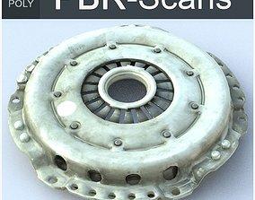 Clutch Basket Luk Low Poly 3D model