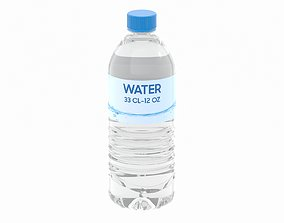 3D Water Bottle 33CL 12OZ Generic