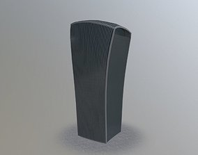 3D model London Walkie Talkie