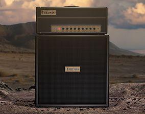 3D Friedman BE-100 Amp