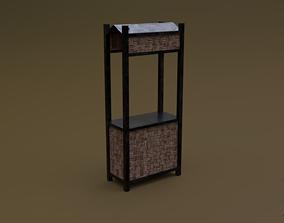 3D asset Trade stand 17 R