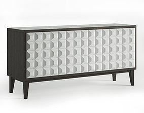 3D Piramid Cabinet by Rooma Design