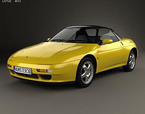 Lotus Elan S2 1994 3D