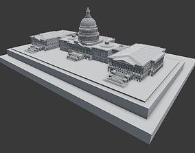 3D model Capitol