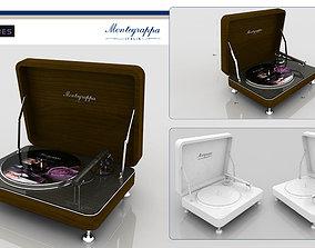 3D model luxury retail display unit design